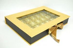 35 CAVITY (BOOK STYLE) BOX