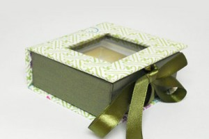 4 CAVITY (BOOK STYLE) BOX