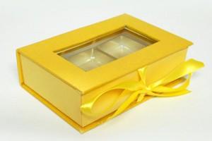 6 CAVITY (BOOK STYLE) BOX