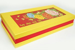 CHINESE NEW YEAR' GIFT BOX