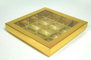 16 CAVITY (D/C) BOX