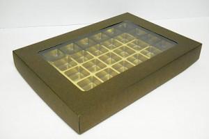35 CAVITY (D/C) BOX