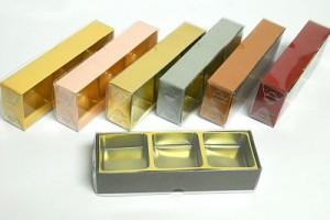 3 CAVITY (D/C) BOX