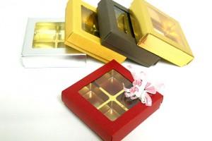 4 CAVITY (D/C) BOX
