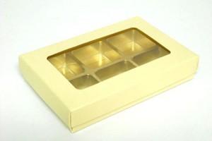 6 CAVITY (D/C) BOX