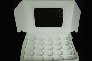 CUP CAKE BOX 25′S