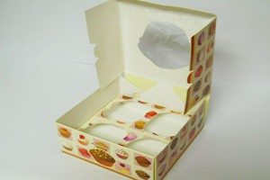 CUP CAKE BOX 4′S
