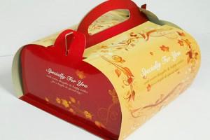 HANDBAG CAKE BOX