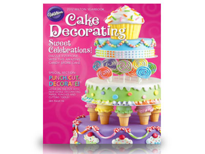 CAKE DECORATING-SWEET CELEBRATIONS!