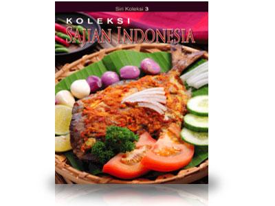 KOLEKSI 3 SAJIAN INDONESIA