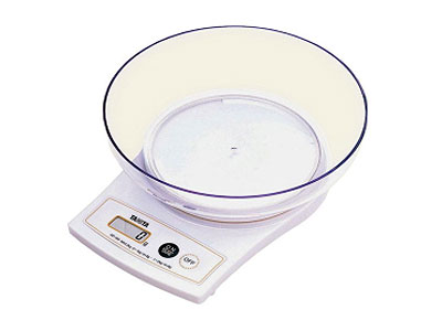 TANITA DIGITAL SCALE (Model: KD160B)