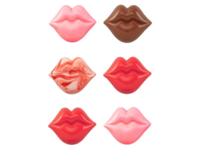 KISSY LIPS CANDY MOLD