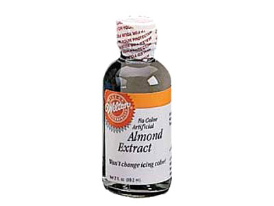 NO COLOR ALMOND EXTRACT