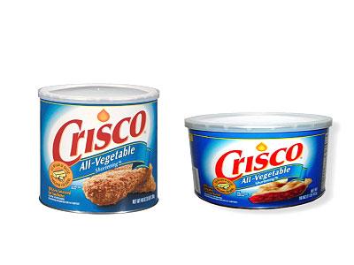 CRISCO SHORTENING