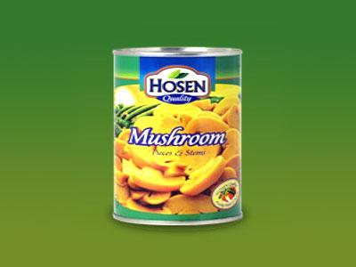 HOSEN- MUSHROOM