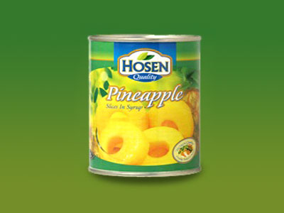 HOSEN- PINEAPPLE SLICES