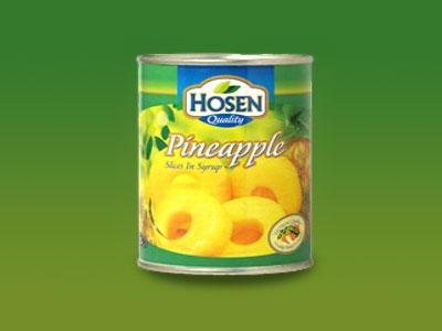 HOSEN- PINEAPPLE SLICES