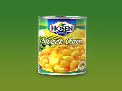 HOSEN- SWEET CORN