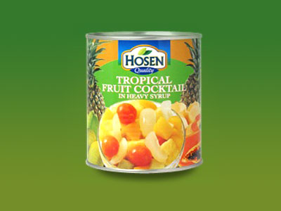 HOSEN- TROPICAL FRUIT COCKTAIL