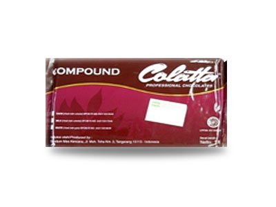 COLATTA WHITE / DARK / MILK SUPER COMPOUND CHOCOLATE
