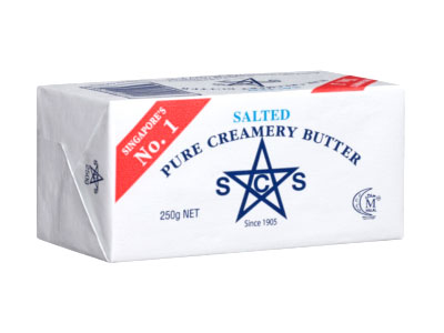 SCS SALTED BUTTER