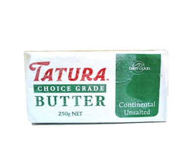 TATURA UNSALTED