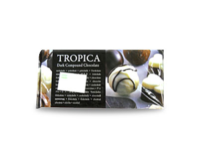 TROPICA DARK COMPOUND CHOCOLATE